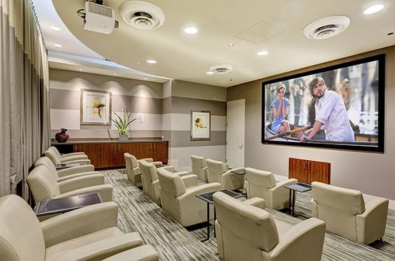 Theater Room   Real Estate Photography   Real Estate Photographer   Photography For Real Estate