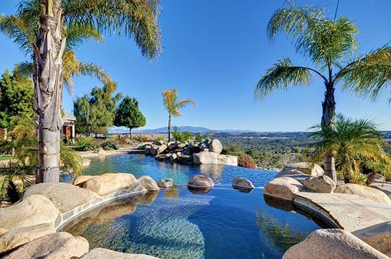 Backyard Pool Photography | Real Estate Photography | Real Estate Photographer | Photography For Real Estate