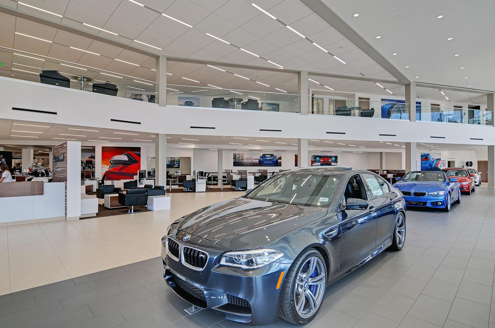 BMW-Auto-Dealership-Interior-Showroom-Architectural-Photography-Virtual-Tour-Aerial-Photography-Services