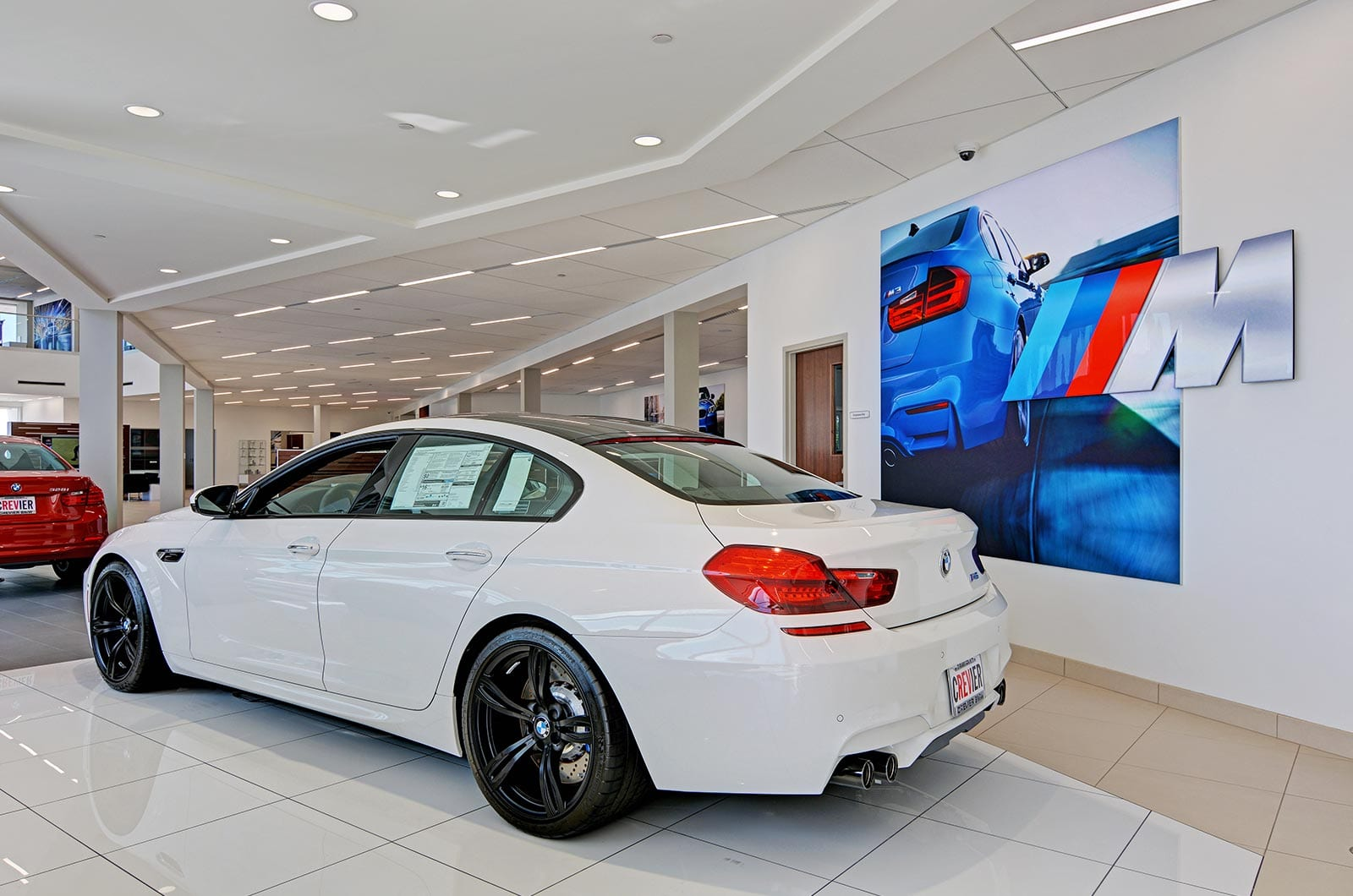 Bmw virtual tour auto dealership virtual tour for A m motors