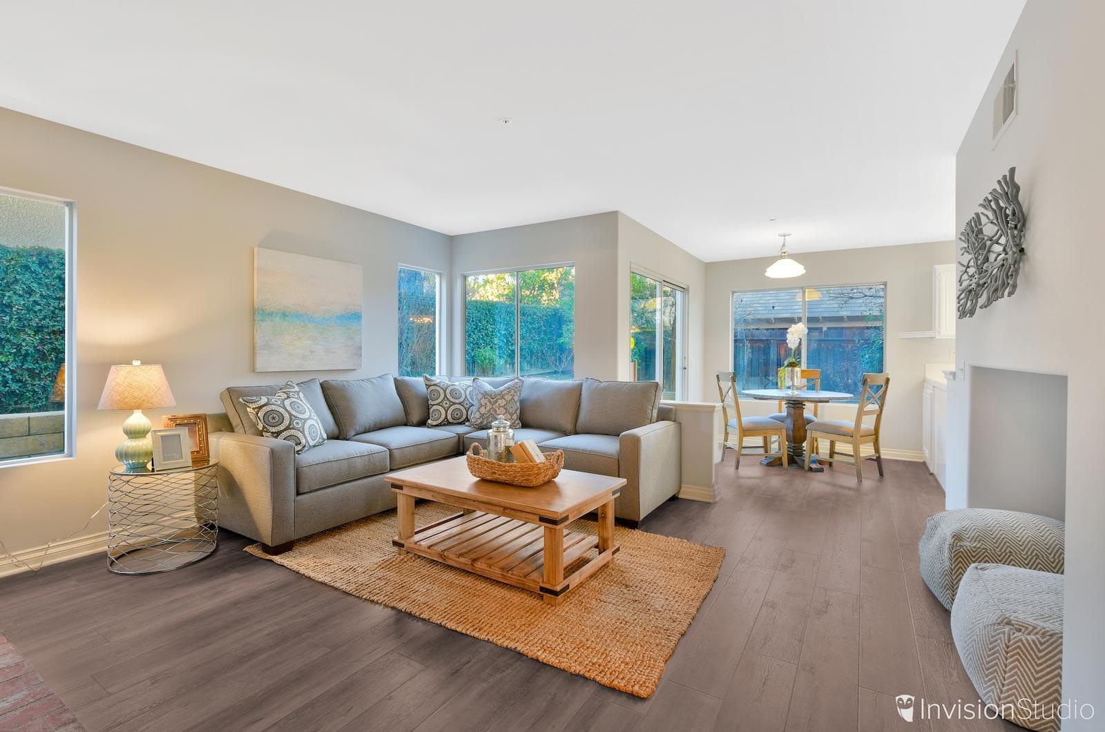 Living Room 1 | Orange County HDR Real Estate Photographer | Orange County Virtual Tour Photographer