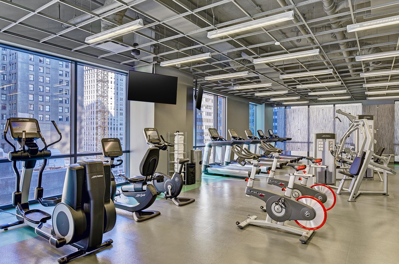 Fitness Center Virtual Tour Services | Fitness Center Virtual Tour Company