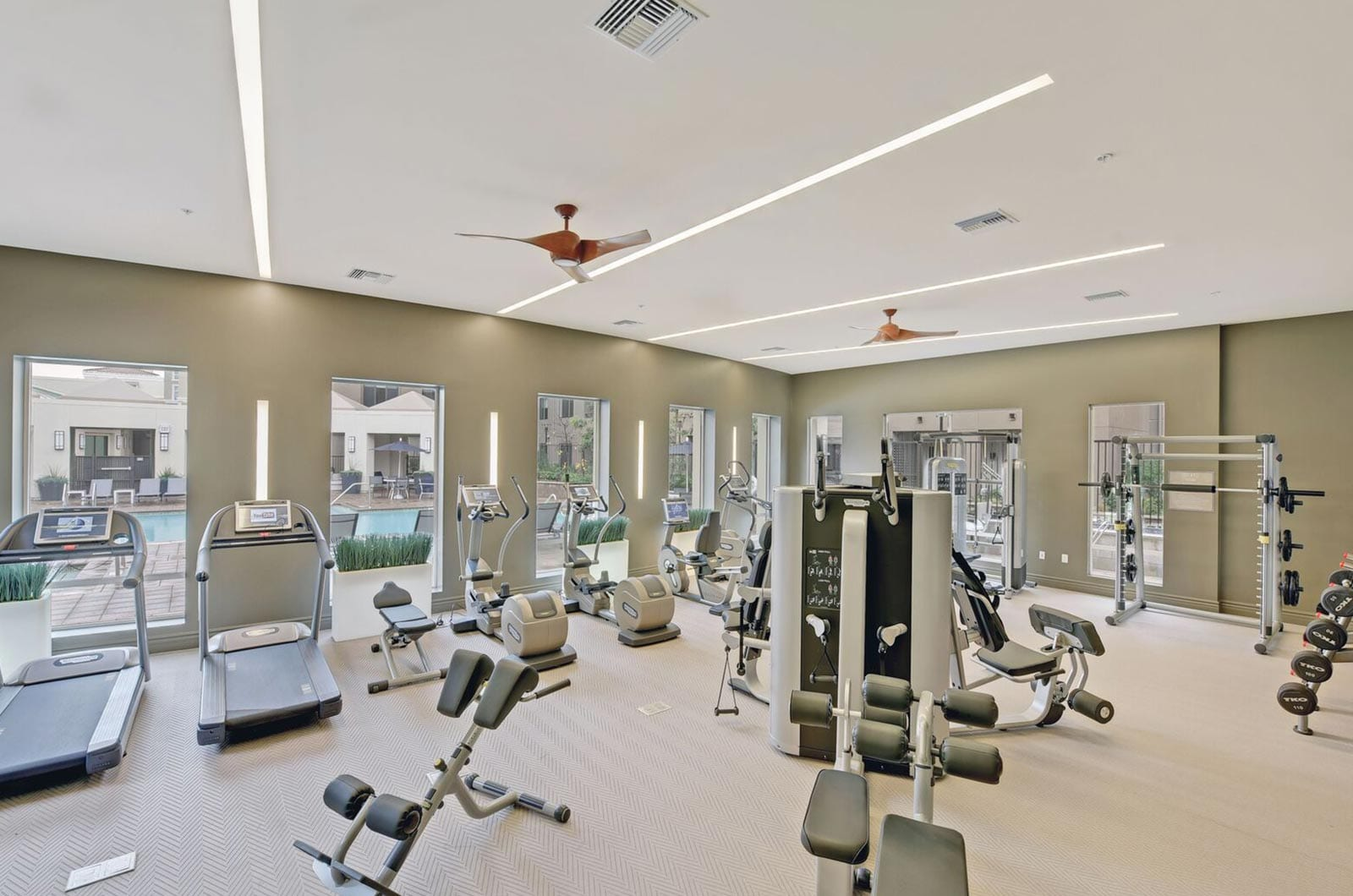 Fitness Center Virtual Tour Services | Gym Virtual Tours