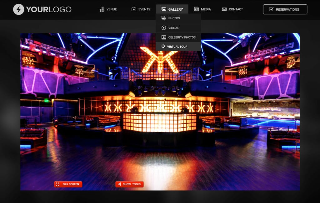 Technology | 5 Tips To Succeed As A Nightclub | Virtual Tours | Aerial Photography Services | HDR Venue Photography
