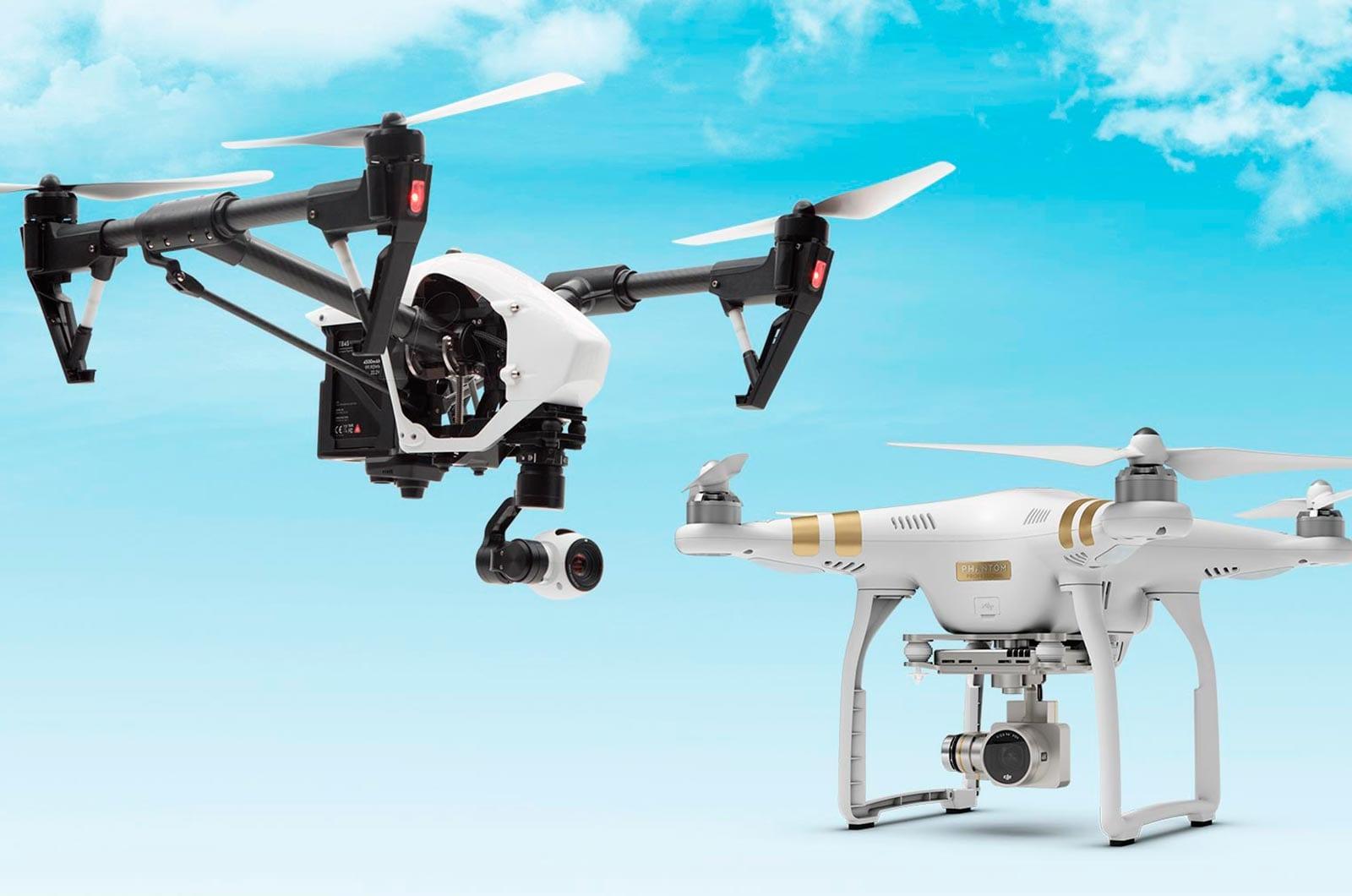 DJI's Best Drones: Inspire 1 VS Phantom 3 | DJI | DJI Inspire 1 | DJI Phantom 3 | DJI Inspire 1 Drone | Indoor Positioning Technology | Aerial Drone Photography Services | Drone Photography | Aerial Photography Services