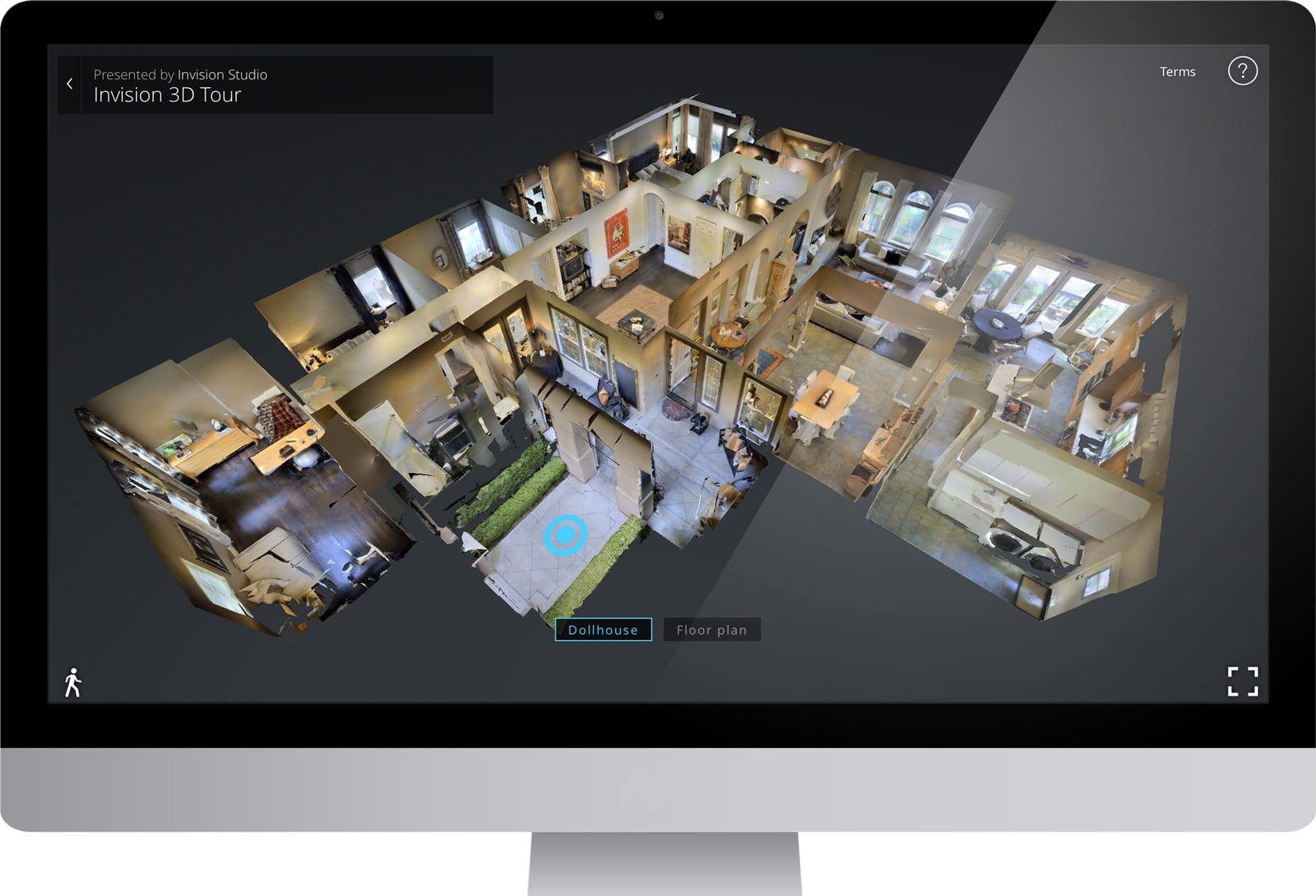 Invision Studio Matterport Tours