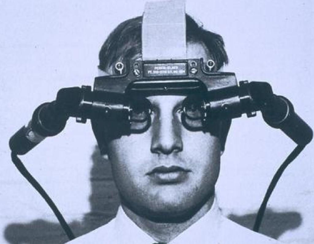 1968 – Sword of Damocles | Virtual Reality