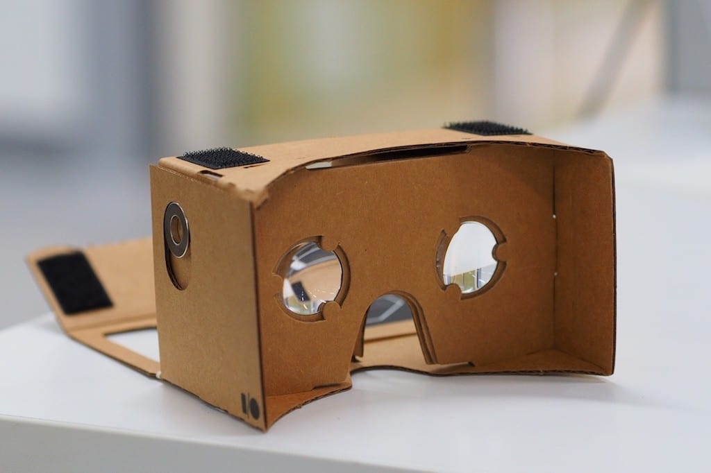 Google Cardboard | Immersive Virtual Reality | VR