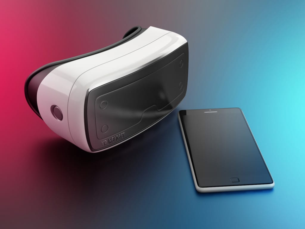 Virtual Reality and Mobile | Immersive VR