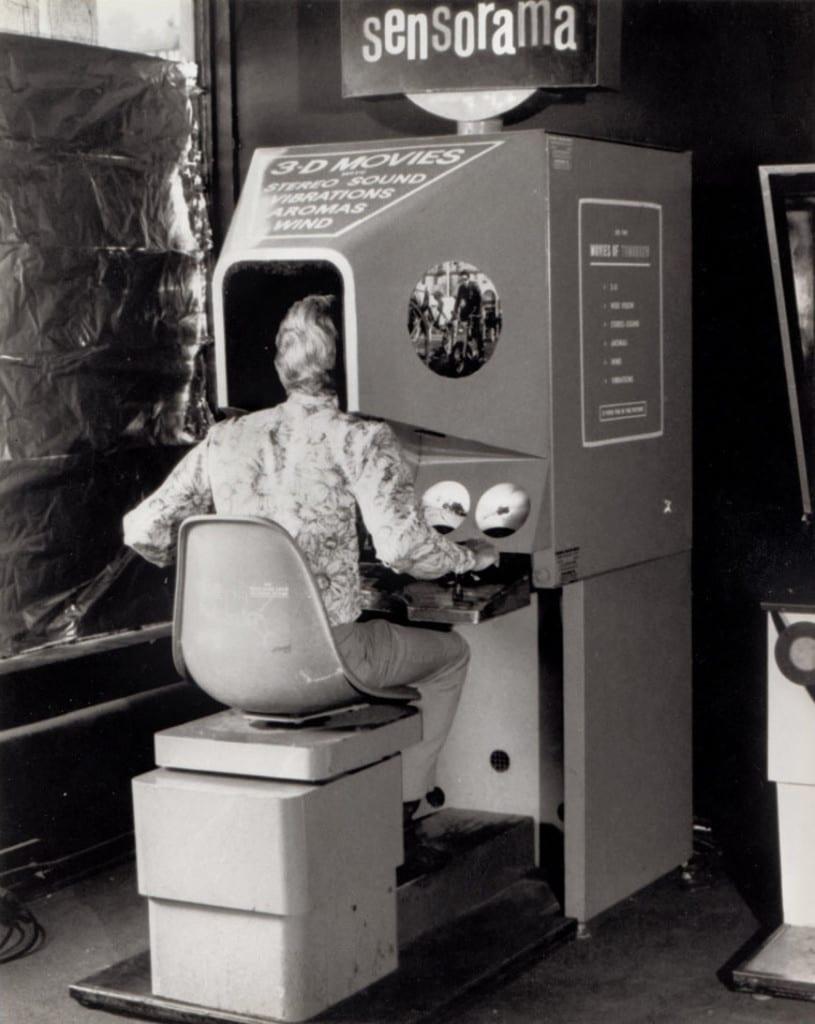 sensorama-machine-Morton-Heilig VR