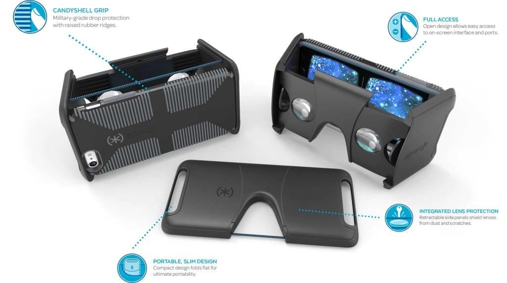 Specks Pocket VR Viewer | Immersive VR