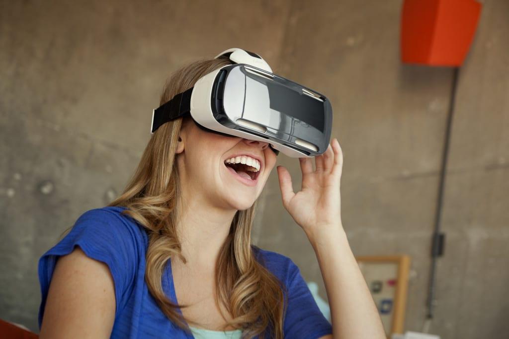 Virtual Reality Immersive VR