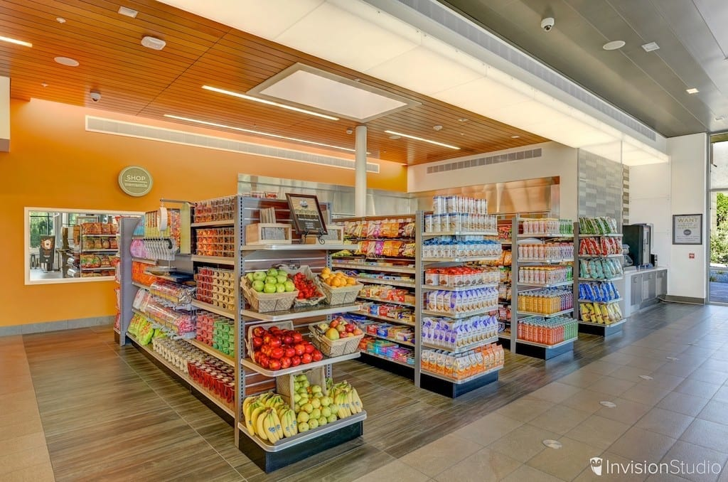 Grocery Store | Commercial Photography Service | 6 Photography Tips to Making Your Property Stand Out | Interior Photography Service | Property Photography Company