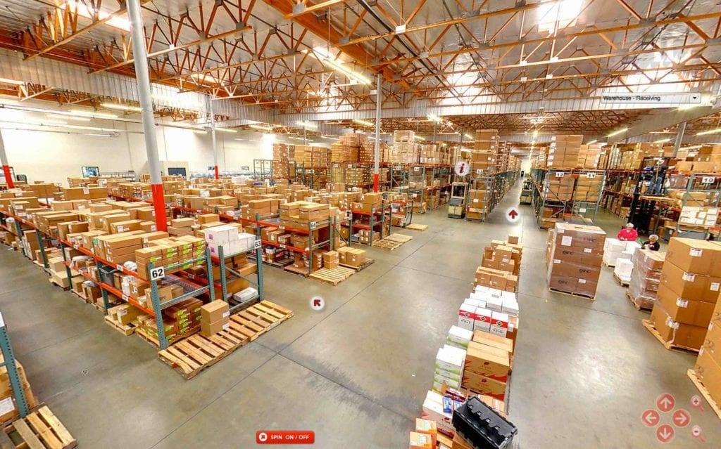 Factory Virtual Tour | Warehouse Virtual Tour