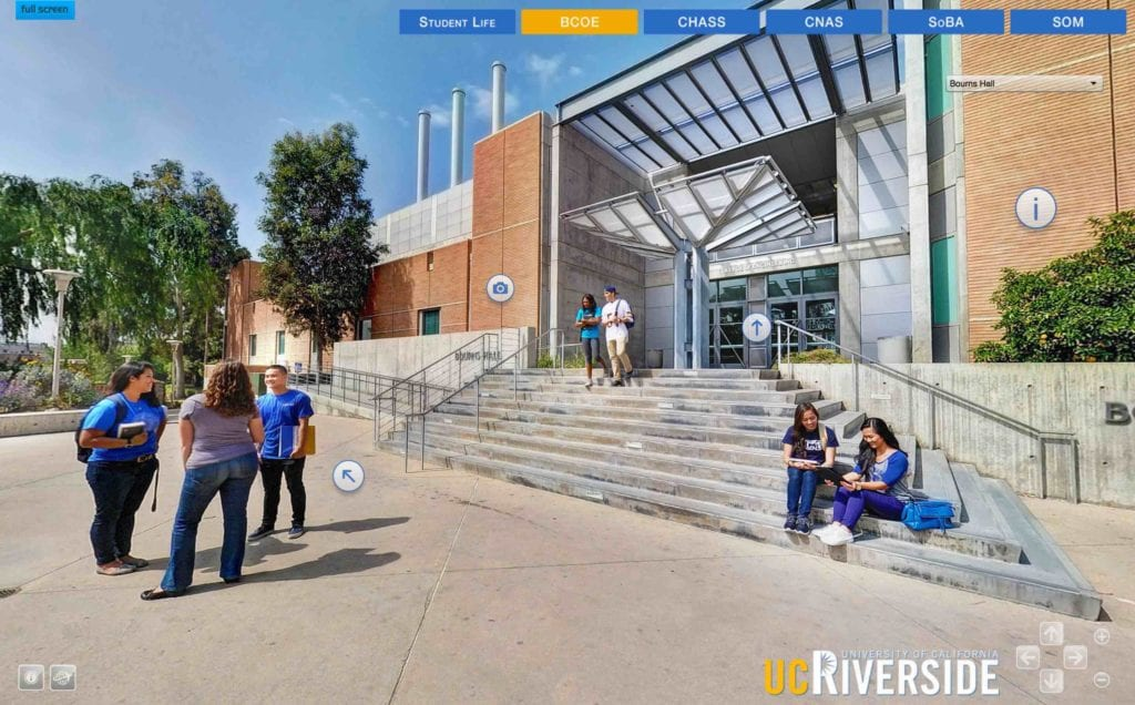 Virtual College Tours | College Virtual Tours