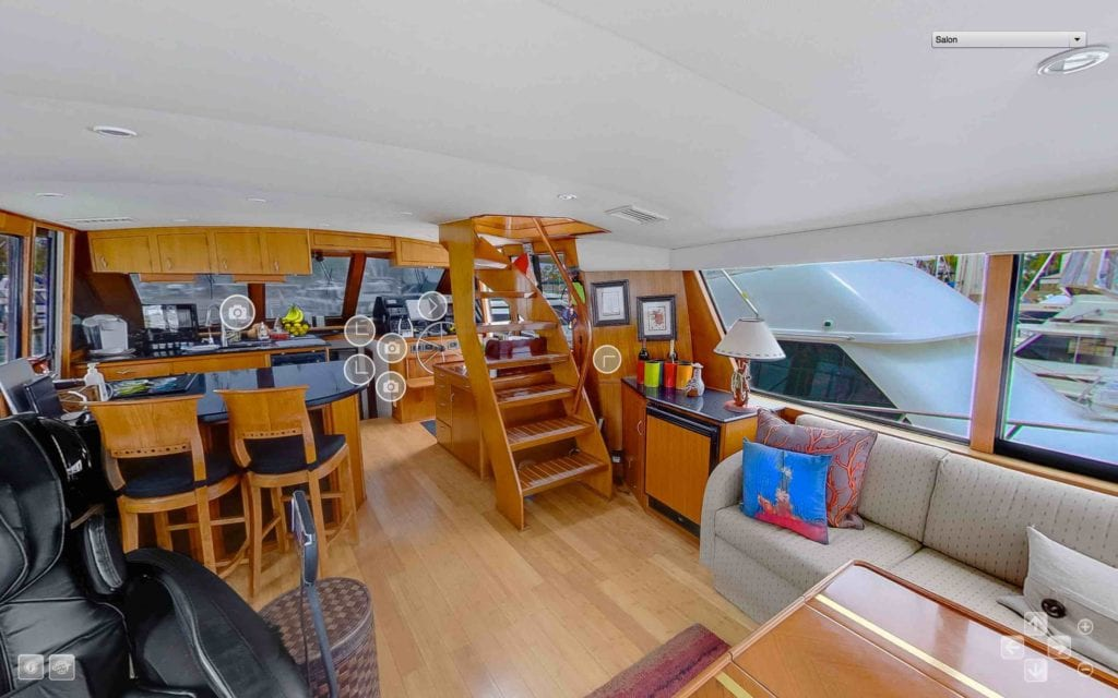 Yacht Virtual Tours | Virtual Tours for Yacht
