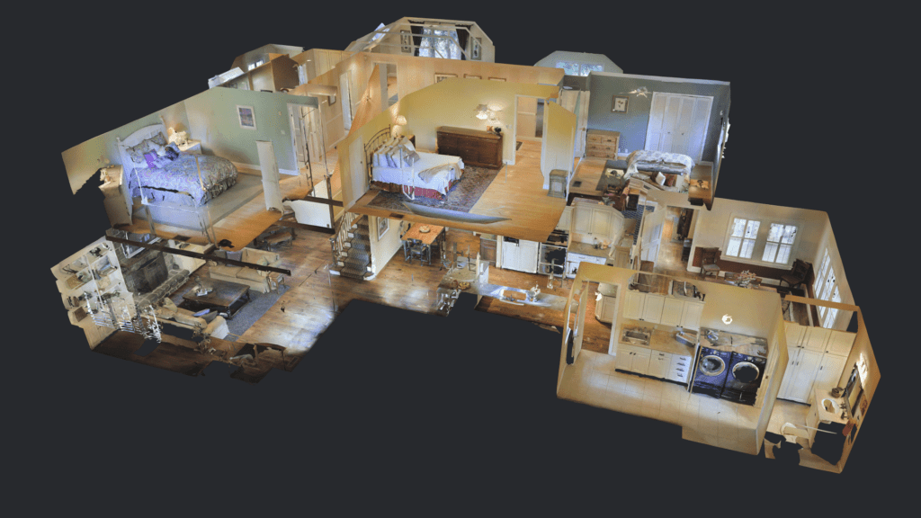 Dollhouse View | Immersive 3D Tours