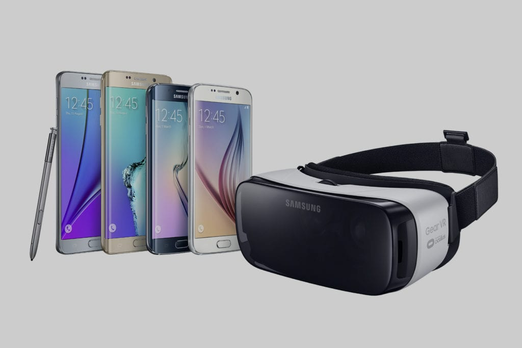 Samsung Oculus VR Immersive Virtual Reality for 3D Tours