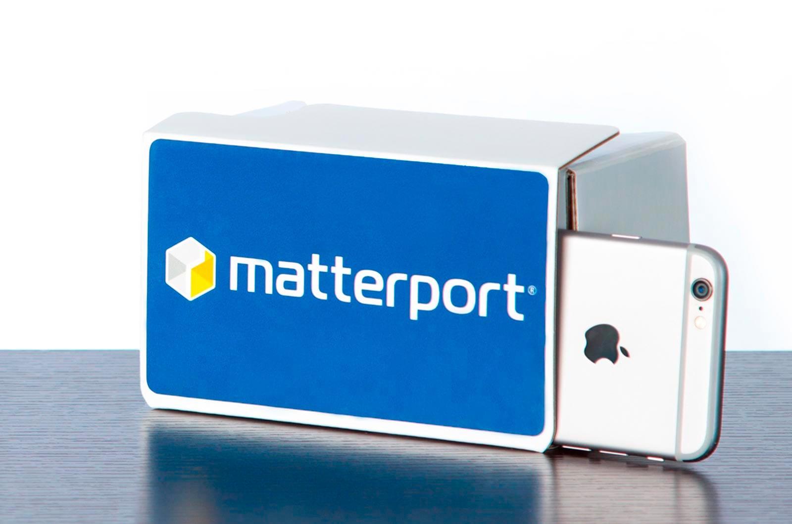 Matterport IOS 3D Tours | Immersive VR 3D Tours