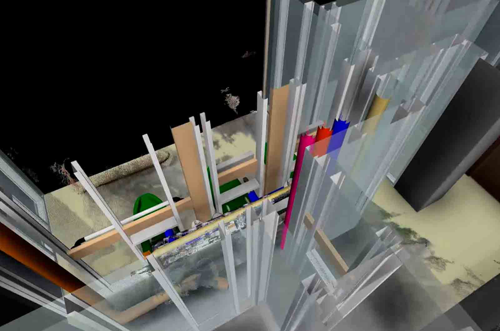 Bim-Feat-Image Understanding BIM Construction Planning