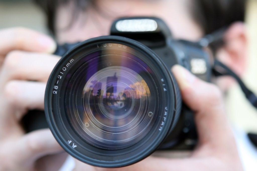 DSLR Nikon 360 Virtual Tour Company Orange County
