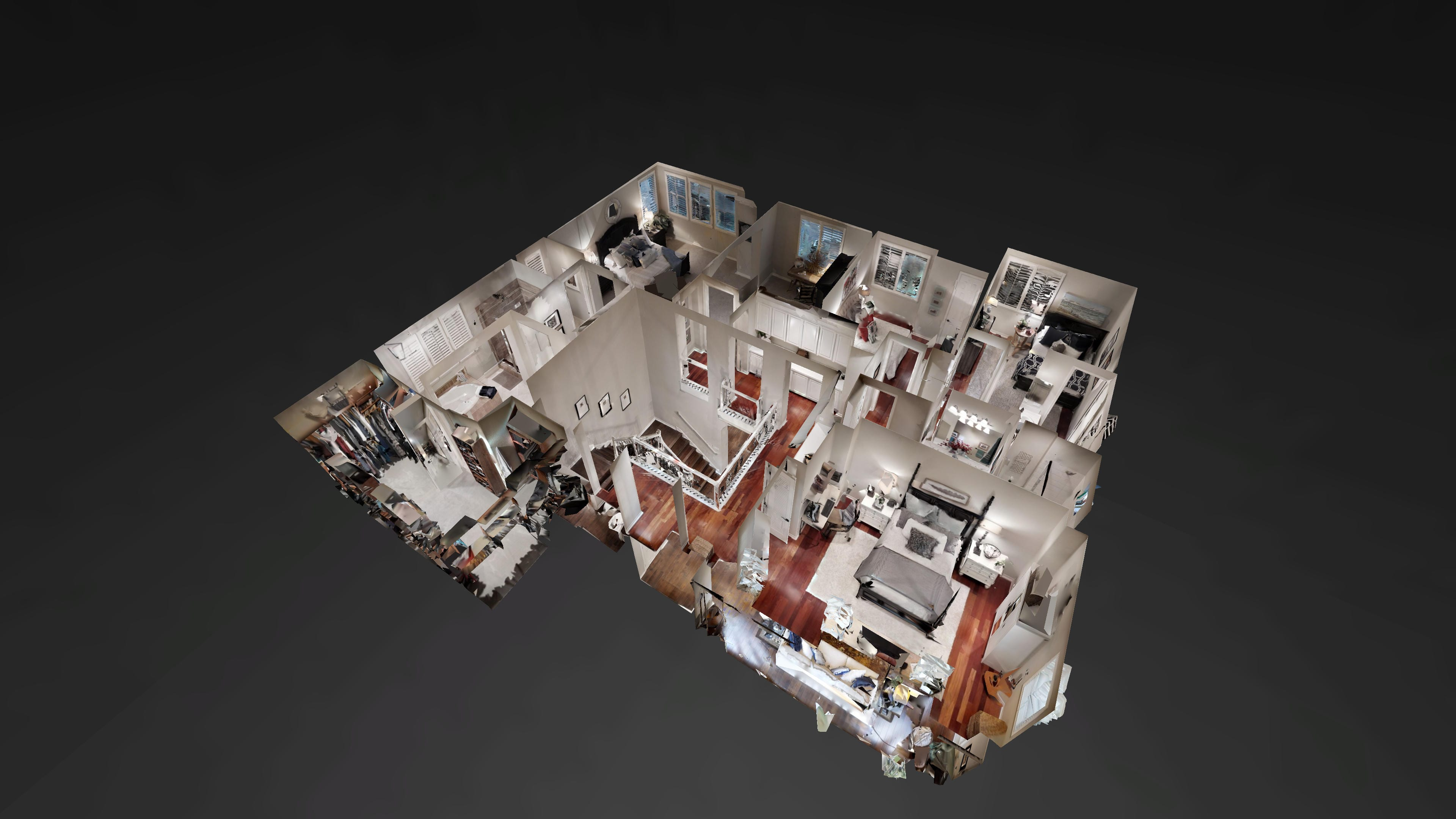 Hero Immersive 3d tours matterport los angeles